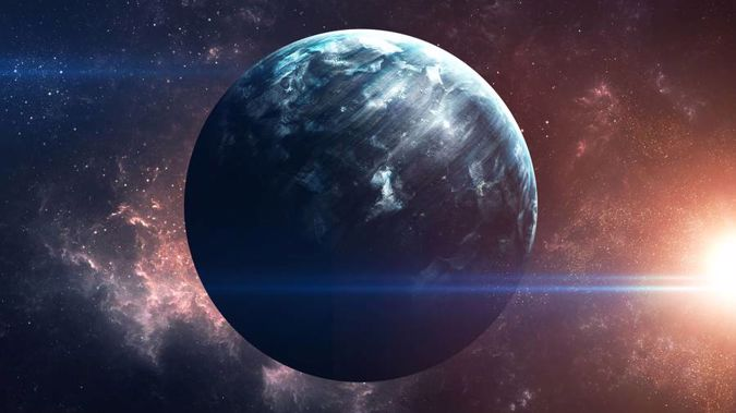 Is Planet Nine lurking out there on the edge of our solar system? (Photo / NZ Herald)