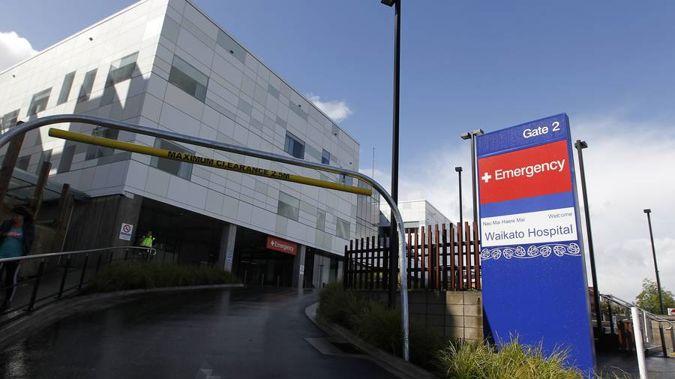 Waikato Hospital, where the man died in 2013. (Photo \ Christine Cornege)