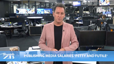 Mike's Minute: Publishing media salaries 'petty and futile'