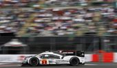 The Porsche Brendon Hartley has been driving - he says it is reasonably close to Formula One speed.