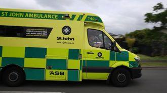 Witness describes 'worst experience' after special needs van crash