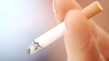 Caller Claire: Are designated smoking areas the way of the future?
