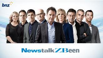 NEWSTALK ZBEEN: Still Talking About the Talking