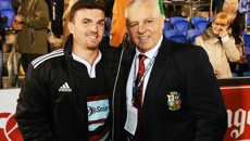 Gatland: Disgusted by 'attack' on son during Lions tour