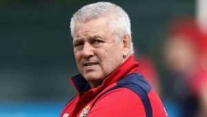 Warren Gatland wants to return to New Zealand after the 2019 RWC. (Photo \ Getty Images)