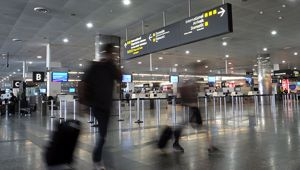 Australian Airport customs (AAP)