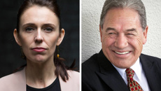 Helen Clark: Confident Ardern and Winston can work together