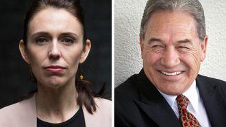 Helen Clark confident Ardern, Winston can work together