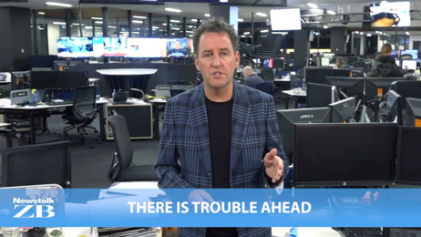 Mike's Minute: There is trouble ahead