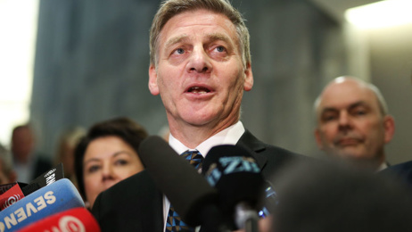 Steven Joyce: No reason for Bill English to quit