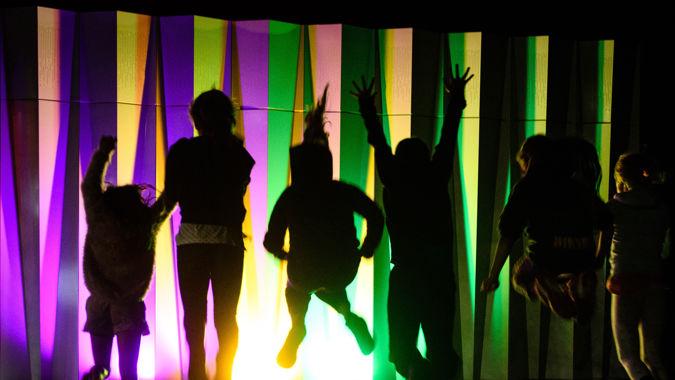 HighLight: New Lower Hutt Lights Event