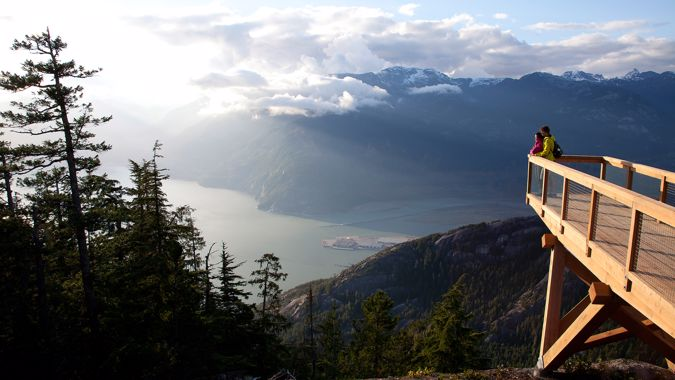 Mike Yardley: Sea to Sky Riding in BC