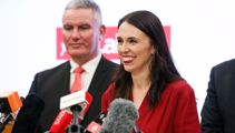 Jacinda Ardern: 'Ours will be a government of partnership'