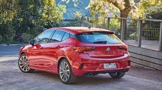 Bob Nettleton: Holden Astra turbo hatch