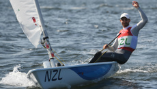 Meech snares World Cup Laser gold medal
