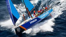 Vestas early leader in Volvo Ocean Race