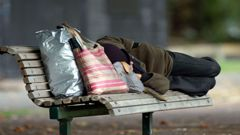 The National government was set to implement a Housing First program. Photo/Getty Images