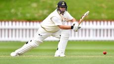 Records tumble in huge Wellington partnership