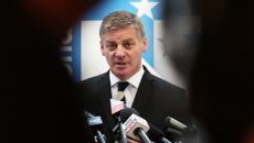 Bill English stays as National's leader