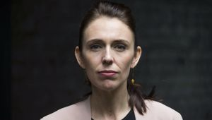 New Prime Minister elect Jacinda Ardern (Photo \ Getty Images)