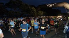 Exciting sprint finish to Auckland marathon