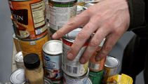 Foodbank faced with closure after second burglary in just three weeks