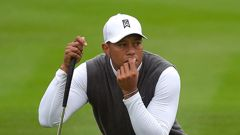Tiger Woods will attempt his latest pro comeback in November. (Photo \ Getty Images)