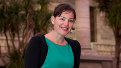 Julie-Anne Genter will be spearheading plans to implement equal pay. Photo/NZ Herald