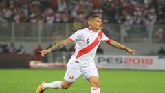 Guerrero will miss the intercontinental playoff against the All Whites following a doping violation. (Photo Getty Images)