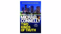Book Review: 'Two Kinds of Truth' and 'Turtle all the way down'