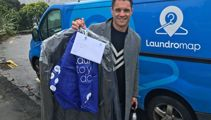 Dan Carter invests in the 'Uber of dry-cleaning'