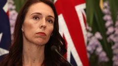"""Jacinda Ardern also said she is """"bothered"""" by comparisons with Trump. Photo/Getty"""