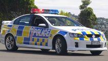 Cop car stolen while officer arresting someone else