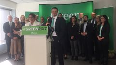 The Greens need a new co-leader after Metiria Turei resigned. Photo/Gia Garrick