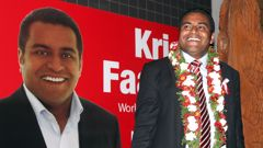 Commerce Affairs Minister Kris Faafoi. Photo/Getty