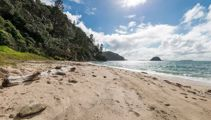 Chance to name the last unnamed beach in Auckland