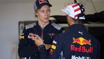 Brendon Hartley to start third-from-last at Brazilian Grand Prix