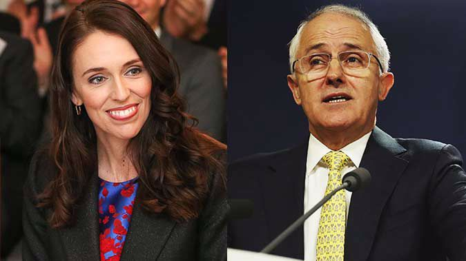 Jacinda Ardern will reaffirm her offer to take 150 Manus Island refugees to Australian PM Malcolm Turnbull. (Photo \ File)