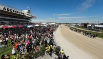 High temperatures and high spirits make for Cup Day success