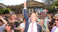 Australia has voted 'yes' to same-sex marriage. (Photo \ Getty Images)