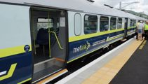 Wellington rail commuters warned to stay at home