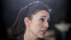 The Soap Box: Jacinda Ardern keeping her feet firmly planted