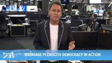 Mike's Minute: Marriage plebiscite democracy in action