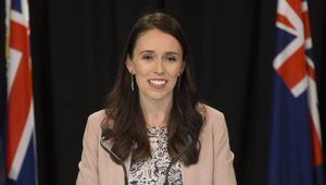 Prime Minister Jacinda Ardern will face Parliament today. (Photo \ NZ Herald)