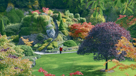 Mike Yardley: Great Gardens of the World