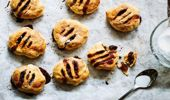 Eccles cake by Nici Wickes (Photo: Supplied)