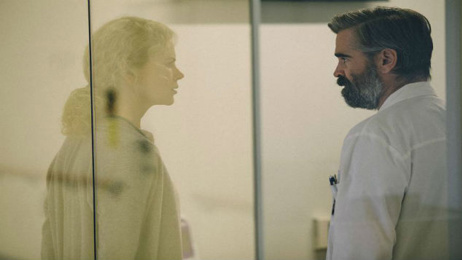 Francesca Rudkin: The Killing of a Sacred deer, Justice League and Human Traces