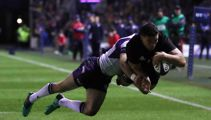 Thriller! All Blacks escape in Edinburgh