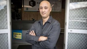 David Phan runs the Green Cars rental company. A court ruling has allowed one of his rental cars to be used as collateral by another man who fraudulently registered the car in his name. The man has defaulted on debt and the finance company are seizing the vehicle.