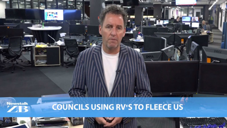 Mike's Minute: Councils using RVs to fleece us